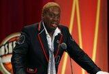 """Kodėl prisijungdamas prie """"Bulls"""", D.Rodmanas turėjo atsiprašyti S.Pippeno?"""