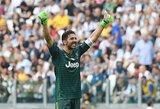 G.Buffonas apsisprendė: po metų pertraukos sugrįš į Turiną