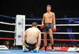 Europos muaythai čempionate – pergalingas M.Jasiūno startas