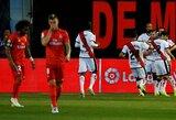 """""""Real"""" gali užfiksuoti """"La Ligoje"""" blogiausią rezultatą klubo istorijoje"""