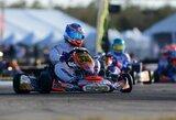 """Pirmose """"Florida Winter Cup"""" lenktynėse S.Juodviršis užėmė 9-ą vietą"""