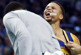 AP geriausio metų sportininko titulą skyrė S.Curry