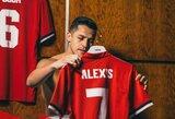 """A.Sanchezas pasirinko ikoninį """"Manchester United"""" marškinėlių numerį: kaip sekėsi kitiems """"septintiesiems""""?"""