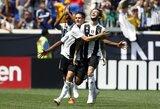 """Pamatykite: įspūdingas """"Juventus"""" jaunuolio įvartis sužavėjo net M.Allegri"""