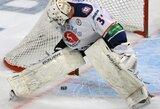 Lietuvoje viešės vienas geriausių KHL vartininkų V.Kovalis