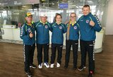 Europos Sąjungos bokso čempionate A.Aučiūtė liko per žingsnį nuo medalio