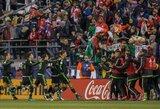 D.Trumpui nepatiktų: JAV namuose pralaimėjo Meksikai
