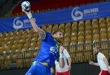 Europos rankinio čempionato atranka: netikėtas Kosovo taškas ir lenkų pralaimėjimas