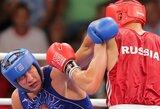 T.Tamašauskas pateko į pasaulio bokso čempionato aštuntfinalį