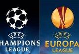 Čempionų ir Europos lygų rungtynės kas tris dienas?