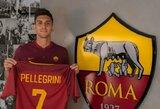 """Oficialu: """"Roma"""" ir """"Lazio"""" sustiprino saugų grandį, """"Barcelona"""" pardavė savo puolėją, o """"Watford"""" įsigijo du futbolininkus"""