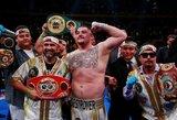 """A.Ruizas atskleidė pirmąjį pirkinį iš uždirbtų pinigų po kovos su A.Joshua bei išsakė savo nuomonę apie britą: """"Jis nemoka boksuotis"""""""