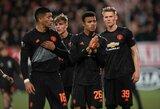 """Į vartus nepataikantys """"Manchester United"""" pasiekė 30 metų neregėtą antirekordą"""