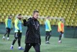 R.Garastas atskleidė, ko galima tikėtis iš Serbijos futbolo rinktinės