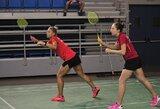 Lietuvos badmintonininkių raktas į Europos žaidynes galbūt slypi Afrikoje