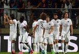 PSG klubo pergalę lėmė nepriekaištingas B.Matuidi įvartis