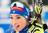 Dėl stingdančio šalčio atšauktos pasaulio biatlono taurės etapo Kanadoje sprinto lenktynės