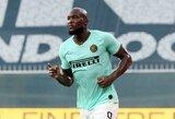"""R.Lukaku pakartojo """"Inter"""" klubo 70-ies metų senumo rekordą"""