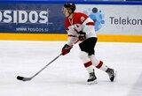 M.Kaleinikovas Rygos ekipoje debiutavo įvarčiu į Norvegijos jaunimo rinktinės vartus