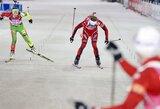 Pasaulio biatlono taurės etapas Vokietijoje prasidėjo rusių pergale