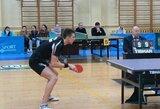 T.Mikutis varžosi ITTF Vokietijos atvirame čempionate