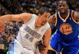 NBA įvyko trijų komandų mainai
