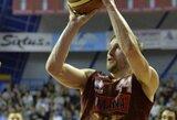 D.Dulkys rezultatyvumu pranoko M.Gecevičių, tačiau jo komanda pralaimėjo
