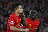 """Barcelonos"" direktorių suerzino ""Liverpool"" reikalauta suma už P.Coutinho"