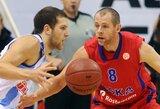 R.Šiškauskas užėmė pirmą vietą geriausią karjerą padariusių krepšininkų rinkimuose