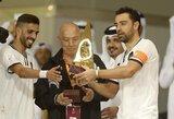 """Xavi padlaižiauja? """"Kataras turi futbolo kultūrą"""""""