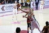 """Geriausia šalies krepšininkė G.Petronytė: """"Turiu daug neįgyvendintų svajonių su rinktine ir tikiu, kad mes dar galime kažką pasiekti"""""""