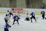 Pirmajame atvirojo Lietuvos ledo ritulio čempionato pusfinalyje – Rusijos komandos pergalė
