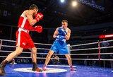 S.Banys Europos jaunimo bokso čempionate pateko į aštuntfinalį