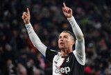 """Čempionų lygos kovos N.Kesmino akimis: """"City"""" sportinis pyktis, """"Juventus"""" išskaičiavimai ir """"Barcelona"""" problemos"""