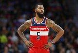 """""""Wizards"""" išsiuntė M.Morrisą į Naująjį Orleaną"""