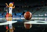 Penkios šalys nori organizuoti 2017 metų Europos vyrų krepšinio čempionatą
