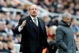 "Oficialu: R.Benitezas paliks ""Newcastle United"""