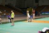 Gimtadienio dovaną sau įteikusi A.Stapušaitytė Kuboje iškopė į pusfinalį