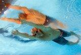 Kurioziškas įvykis prieš startą sutrukdė plaukikui M.Sadauskui patekti į pasaulio čempionato pusfinalį