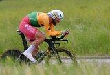 Dviratininkas G.Bagdonas: apie finišą ant vieno rato ir ambicijas Europos žaidynėse