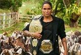 """Į UFC istorijos puslapius savo vardą bandanti įrašyti A.Nunes: """"F.Spencer tereikia vienos mano klaidos"""""""