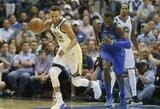 NBA čempionai reabilitavosi įspūdingu puolimu