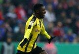 """Savavališkai """"Borussia"""" treniruotę praleidęs O.Dembele bus nubaustas"""