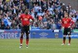 """""""Premier"""" lygos autsaiderių neįveikę """"Manchester United"""" atsisveikino su svajone žaisti Čempionų lygoje"""