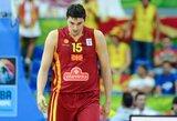 Makedonai antrą kartą pranoko Izraelio nacionalinę komandą