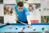 P.Labučiui – Europos jaunimo pulo čempionato bronza