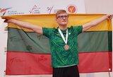 Tragedija: mirė geriausias Lietuvos taekvondo kovotojas 19-metis A.Klemas