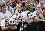 Pamatykite: nusivylimas, ašaros ir netikėjimas realybe – kaip į rinktinės fiasko sureagavo vokiečiai?