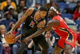 "P.George'as debiutavo ""Clippers"" pelnydamas 33 taškus"
