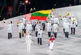 Pjongčango olimpiada oficialiai atidaryta!